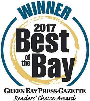 Dental Associates Green Bay has been voted Best of the Bay 2017.
