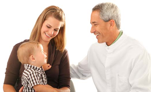 What's the appropriate age for a child to first see a Pediatric Dentist?