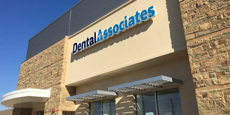 New dental center in West Milwaukee on Miller Park Way.