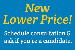 Learn about affordable Invsalign treatment with Dental Associates' new lower price