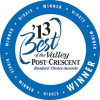 Dental Associates was voted best dental clinic in Appleton