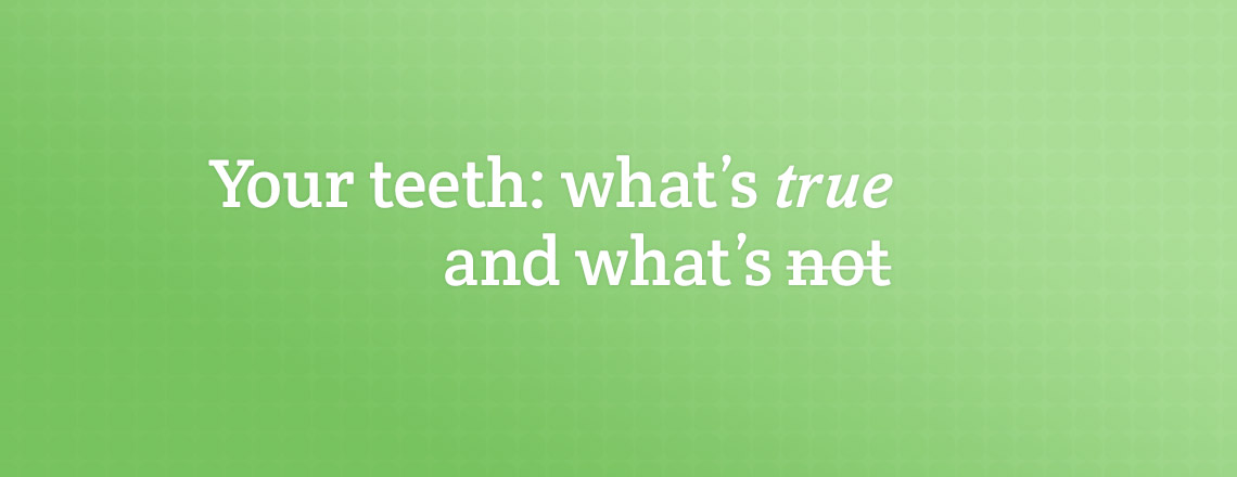 7 Common Dental Myths