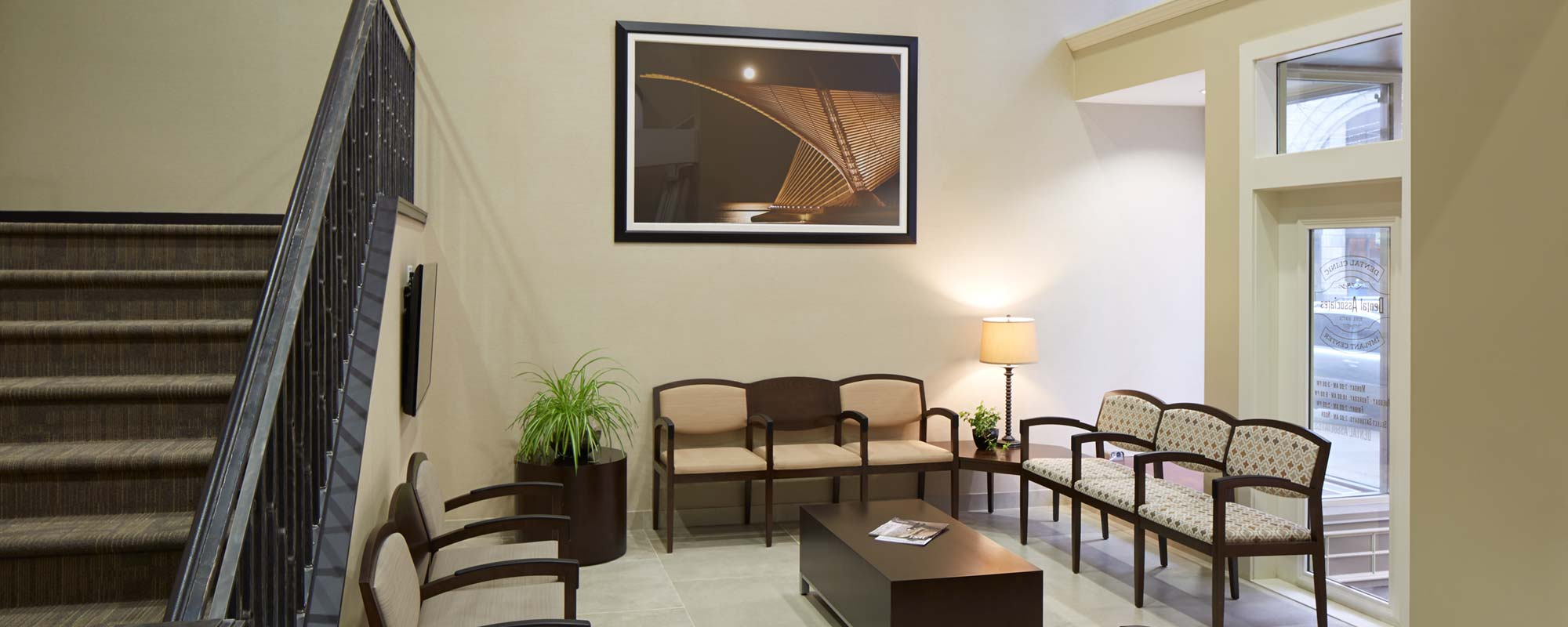 Dental Associates Downtown Milwaukee is located in the heart of the city and offers a wide range of dental services.