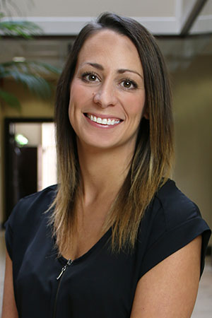 Dental Associates Recruiter Megan Schmitt