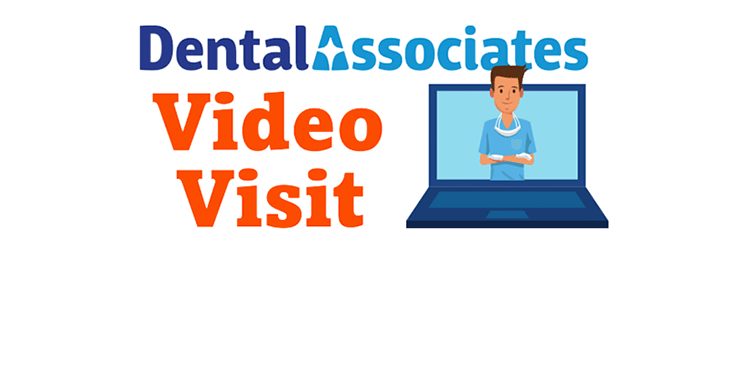 Dental Associates offers teledentistry online visits with our Wisconsin dentists