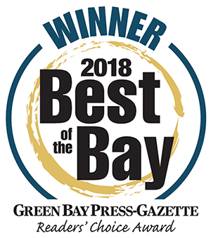 Dental Associates was voted Best Dental Facility in Green Bay