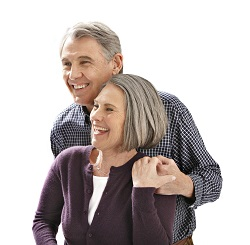 Dental implants benefits include never having to wear dentures again.