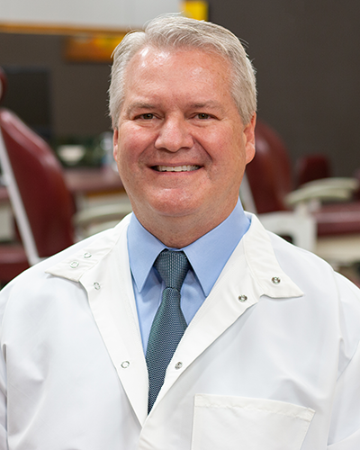Oral Surgeon David Anderson