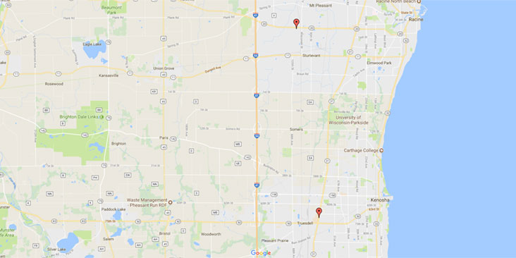 Dental Associates Locations in Wisconsin